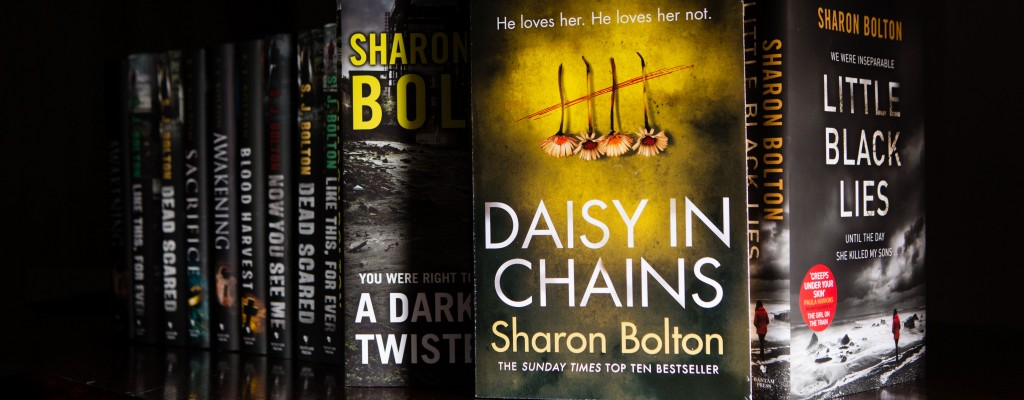 Books by Sharon Bolton